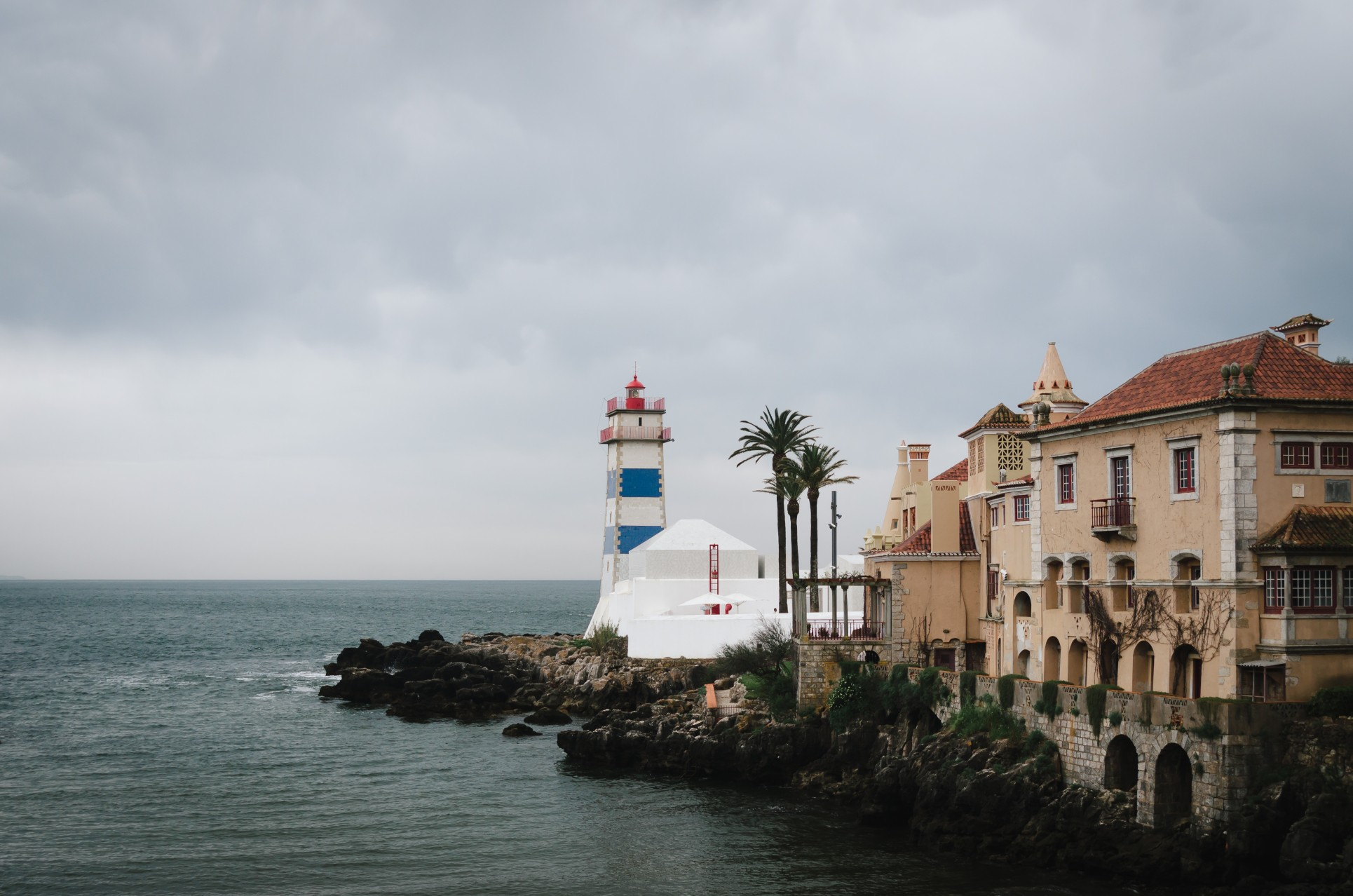 The Lighthouse of Cascais