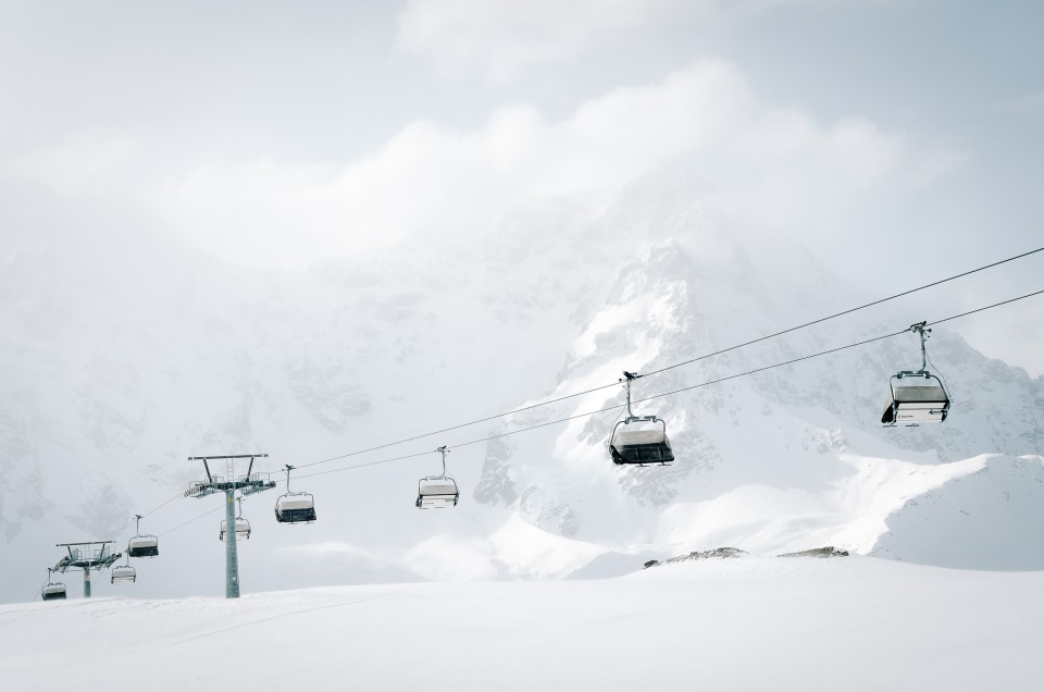 Winter in the Alps – Sulden/Solda