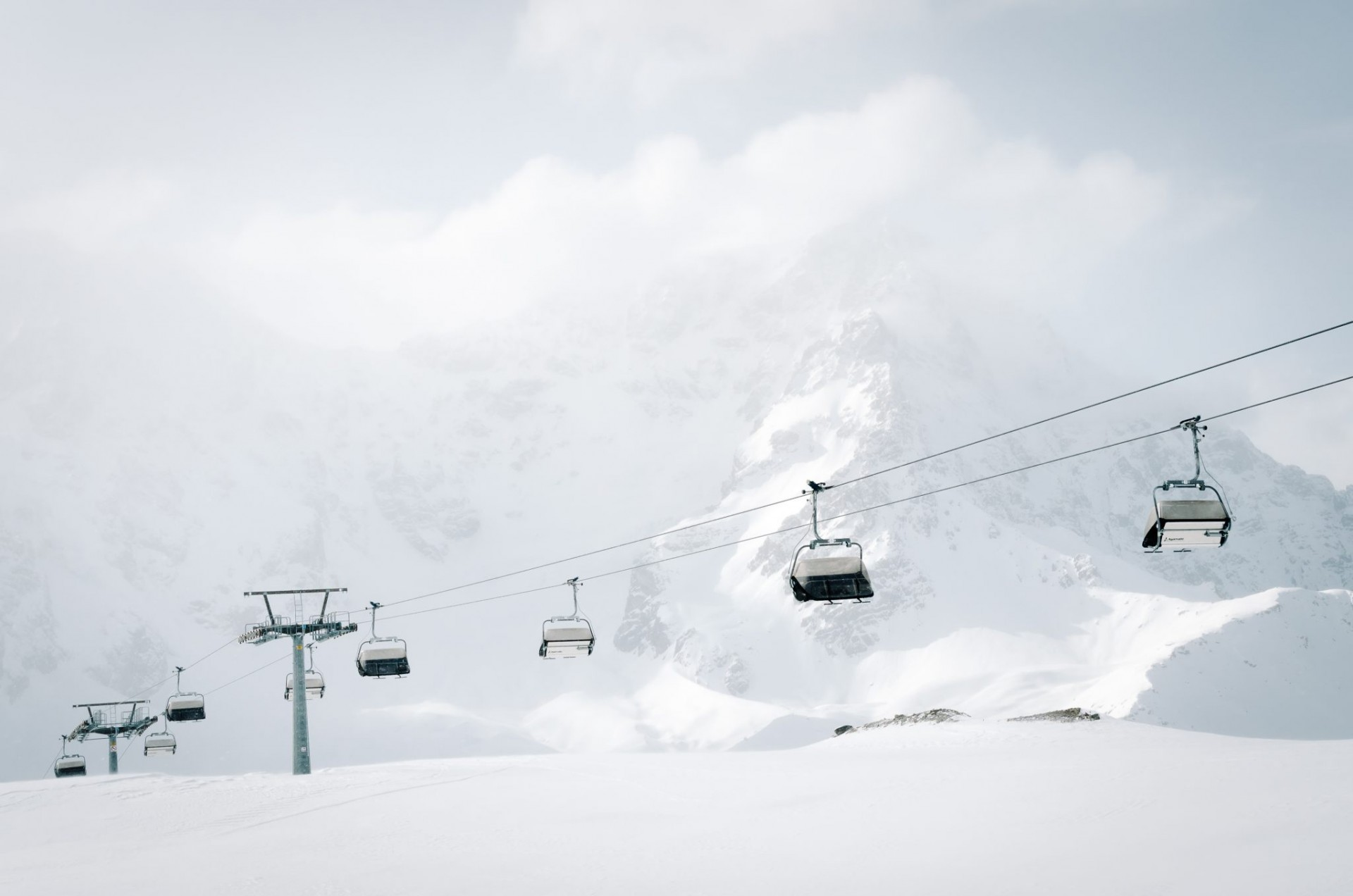 Sulden, Solda, Italy, Winter, Ski,