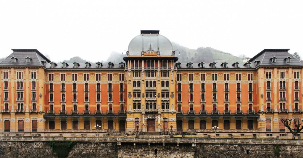 San Pellegrino Terme Grand Hotel