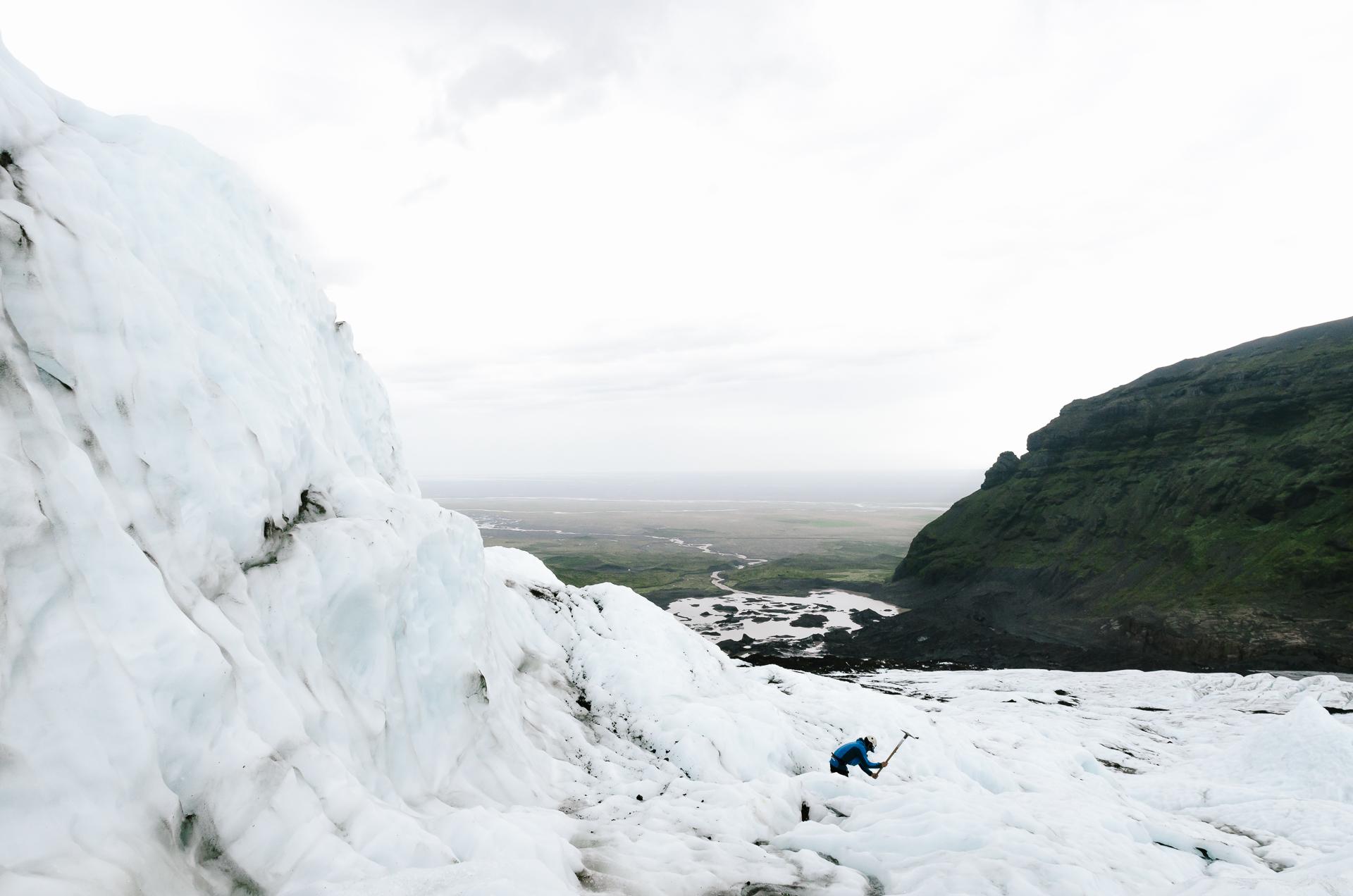 Skaftafell, Glacier Guides, Blu ice, Glacier