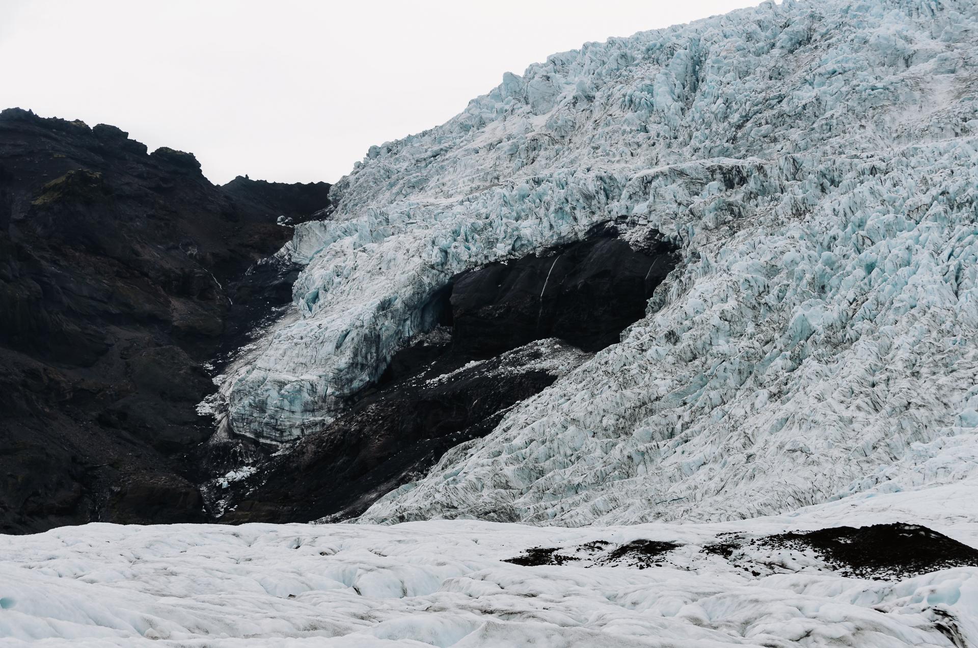 Skaftafell - Virkisjökull