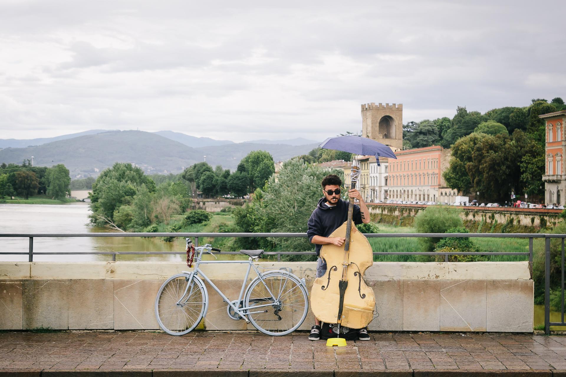 Ponte Vecchio, Piazzale Michelangelo, Firenze, Florance, Toscana, Tuscany