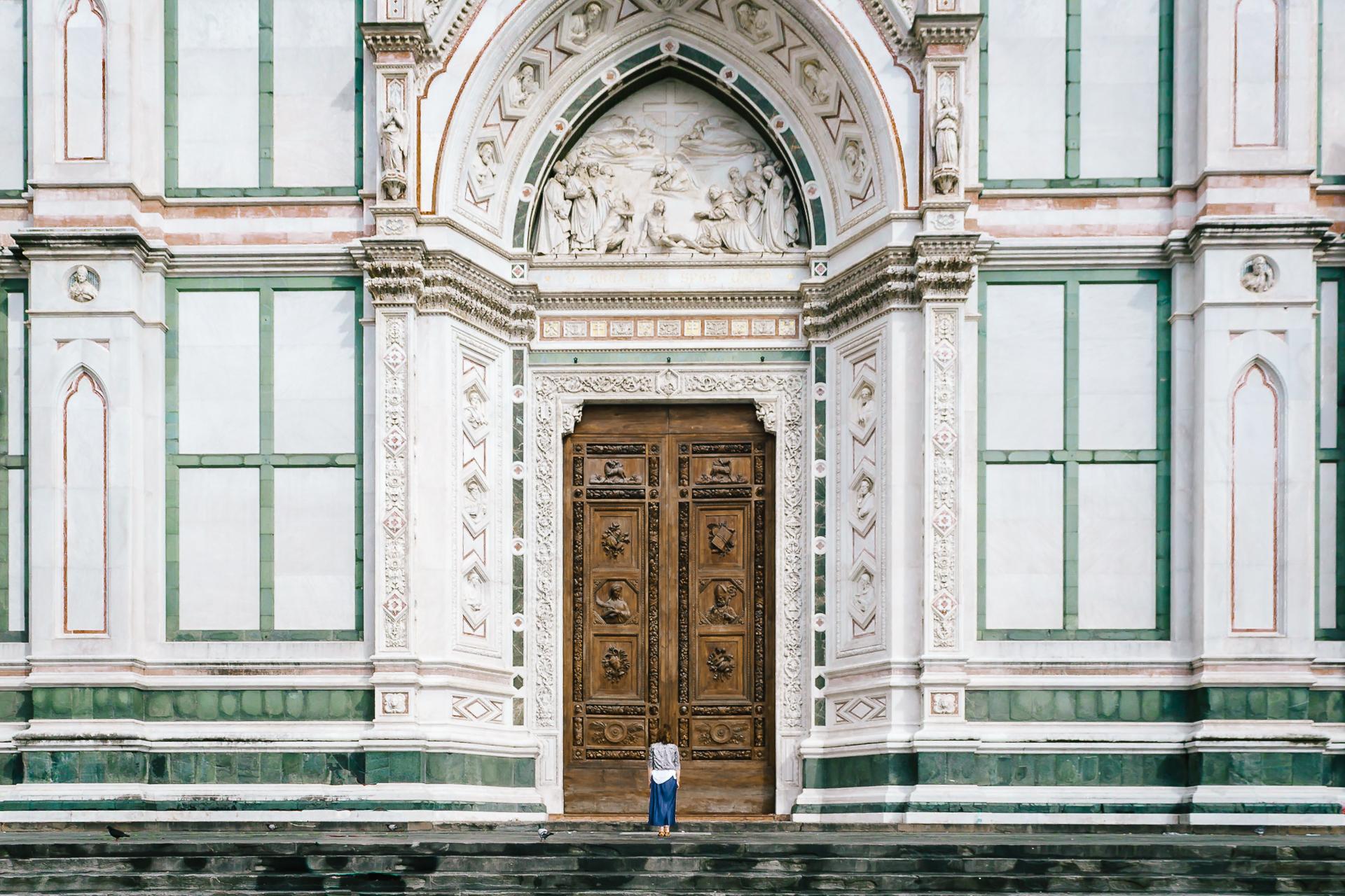 Santa Maria Novella, Piazzale Michelangelo, Firenze, Florance, Toscana, Tuscany