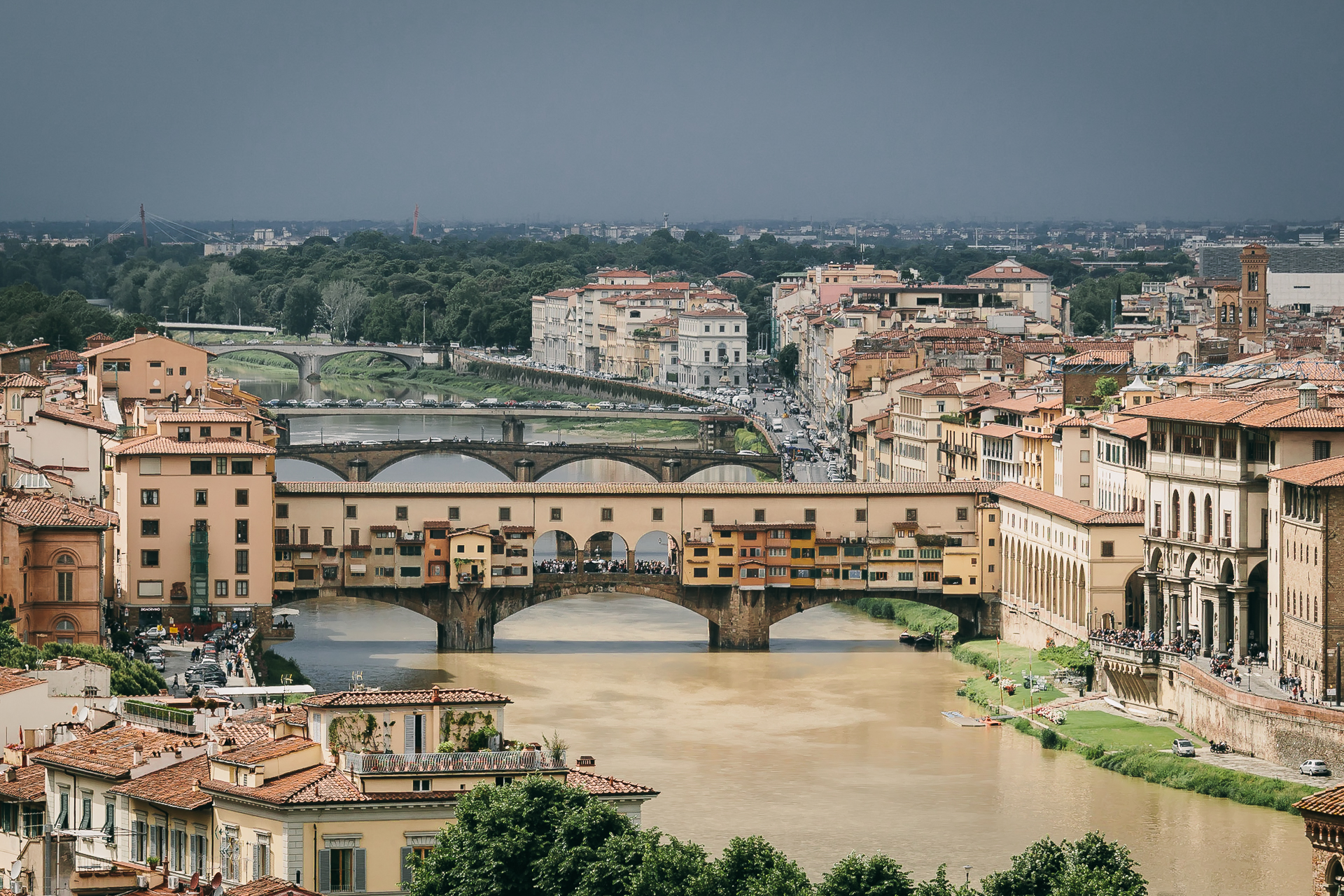 Piazzale Michelangelo, Firenze, Florance, Toscana, Tuscany