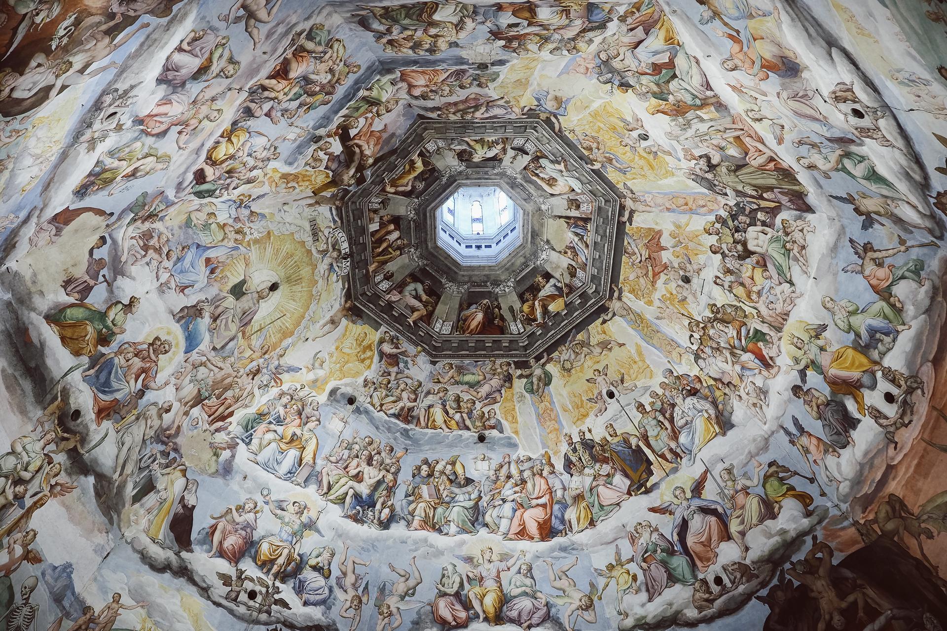 Santa Maria del Fiore, Italy, Italia, Firenze, Tuscany, Toscana