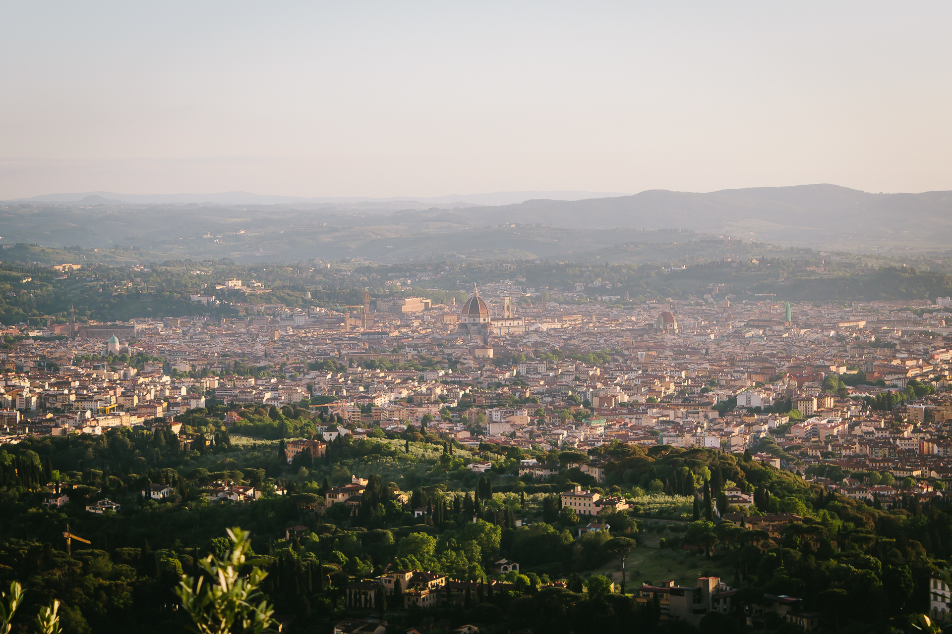 Fiesole, Florence, Firenze, Italy, Toscane, Toscany