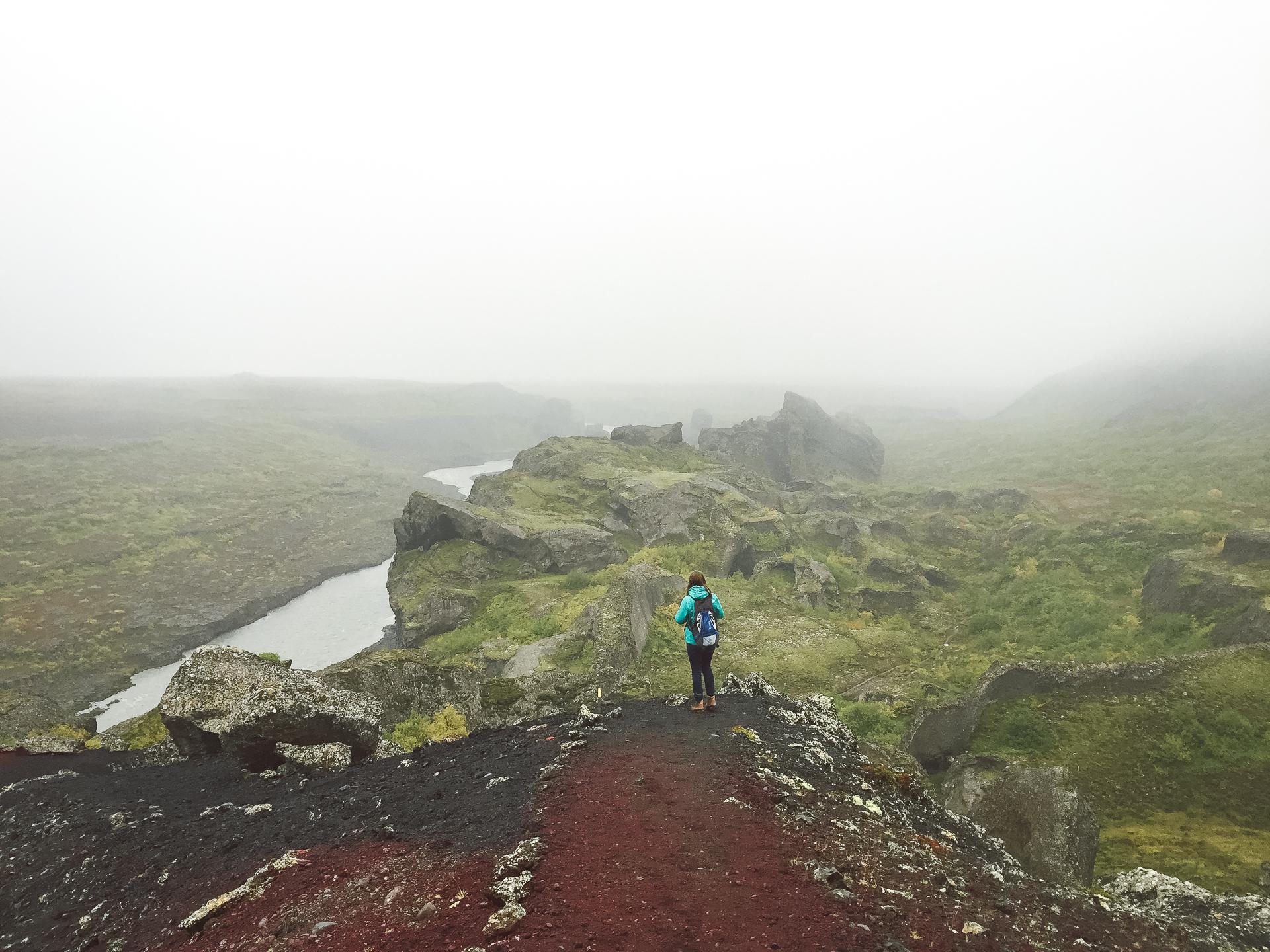 Rauðhólar, Jökulsárgljúfur National Park, Iceland