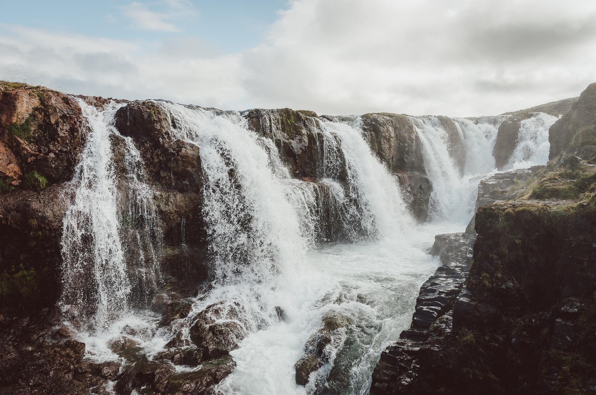 Kolugljúfur, Iceland