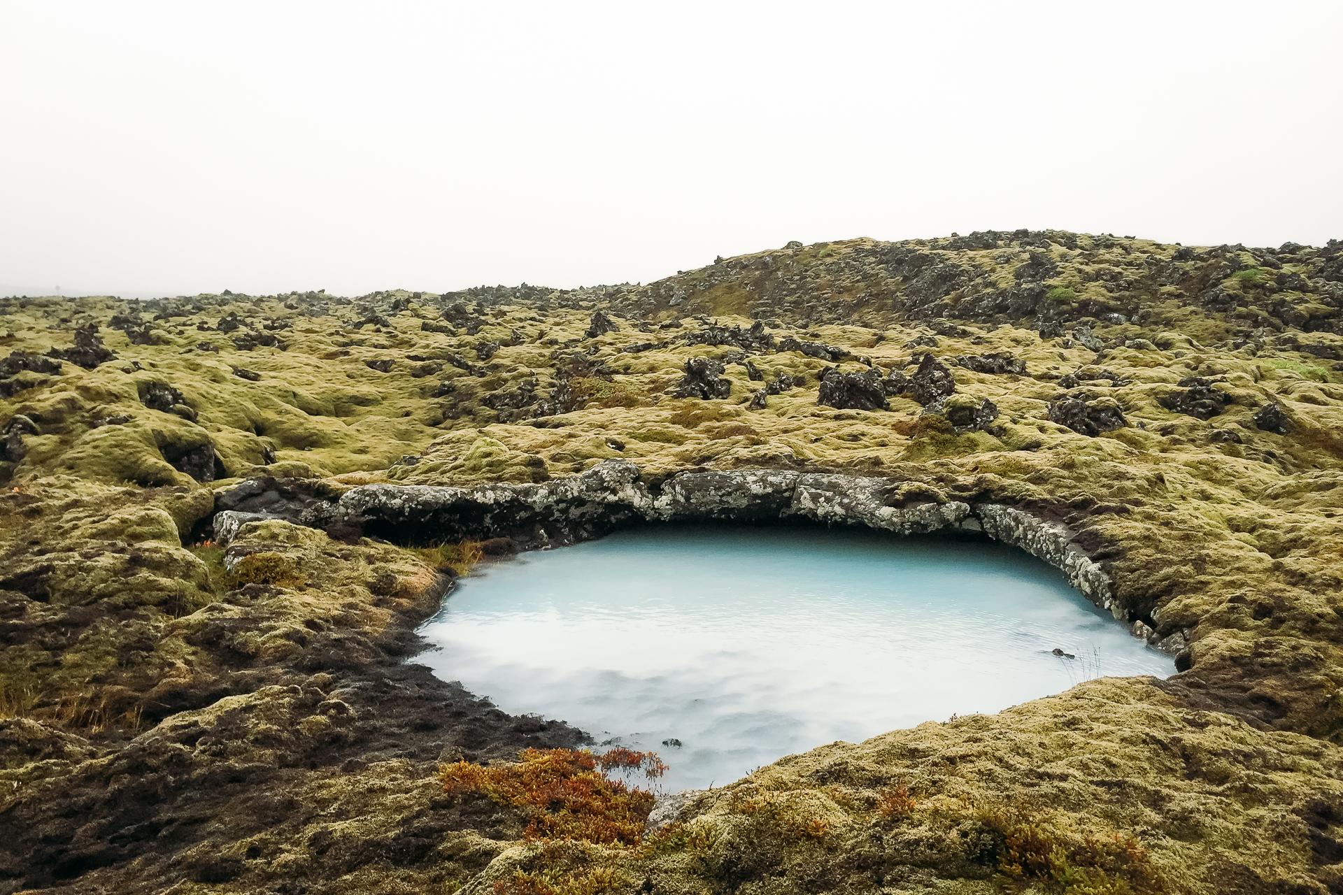 Blue Lagoon, Reykjanes Peninsula, Iceland