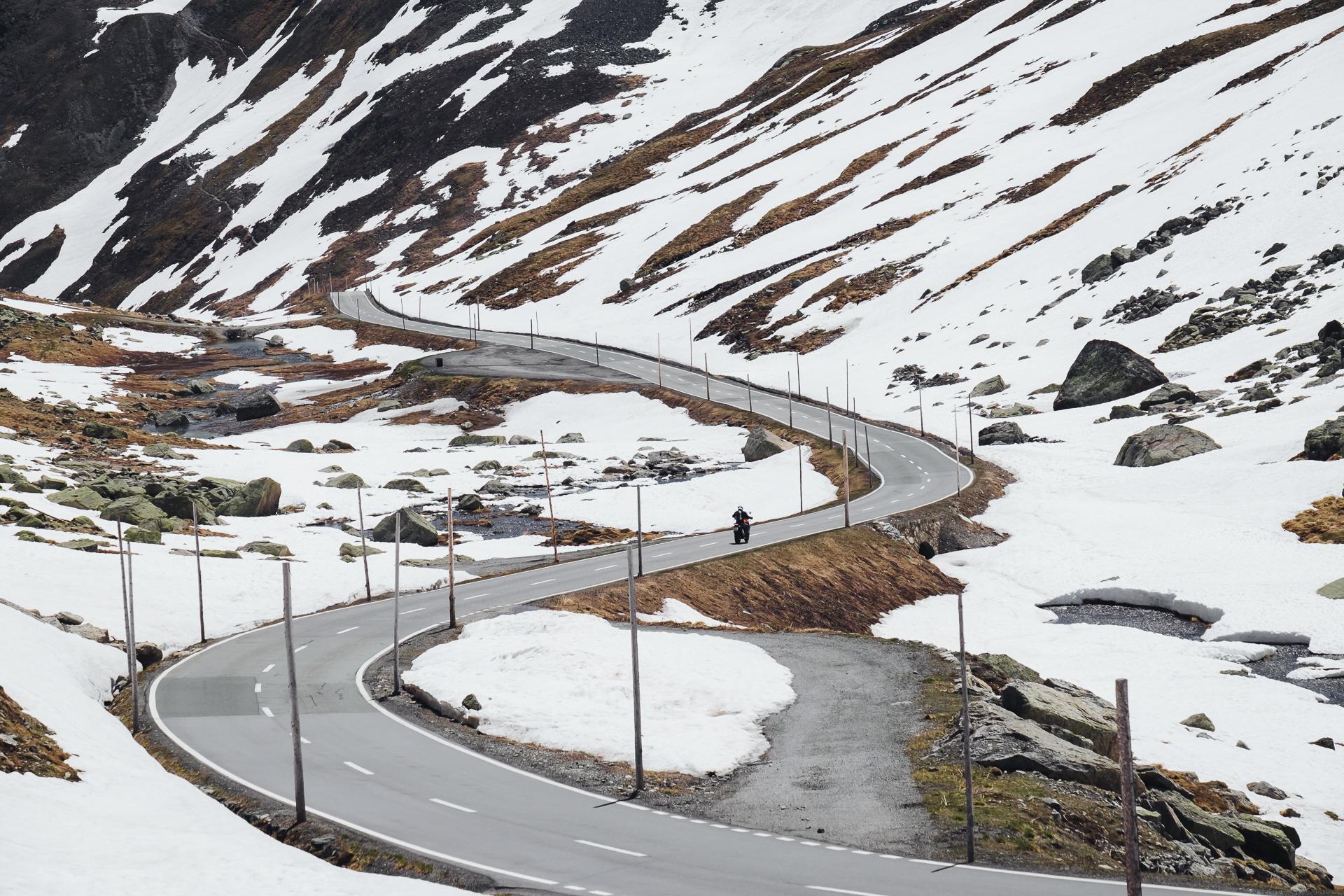 Flüela Pass, Davos, Klosters, Graubunden, Switzerland