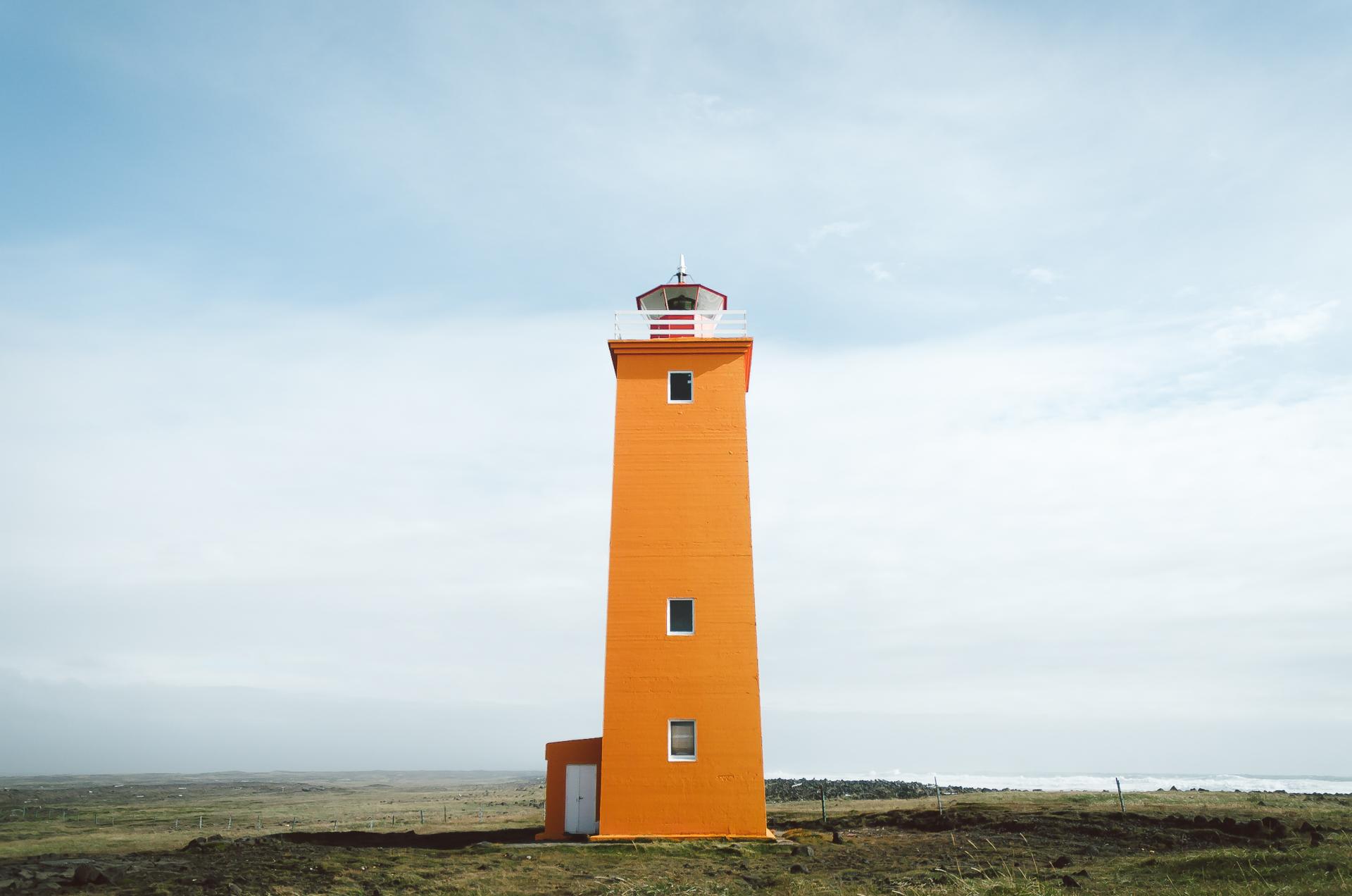 Strandakirkja, Reykjanes Peninsula, Iceland
