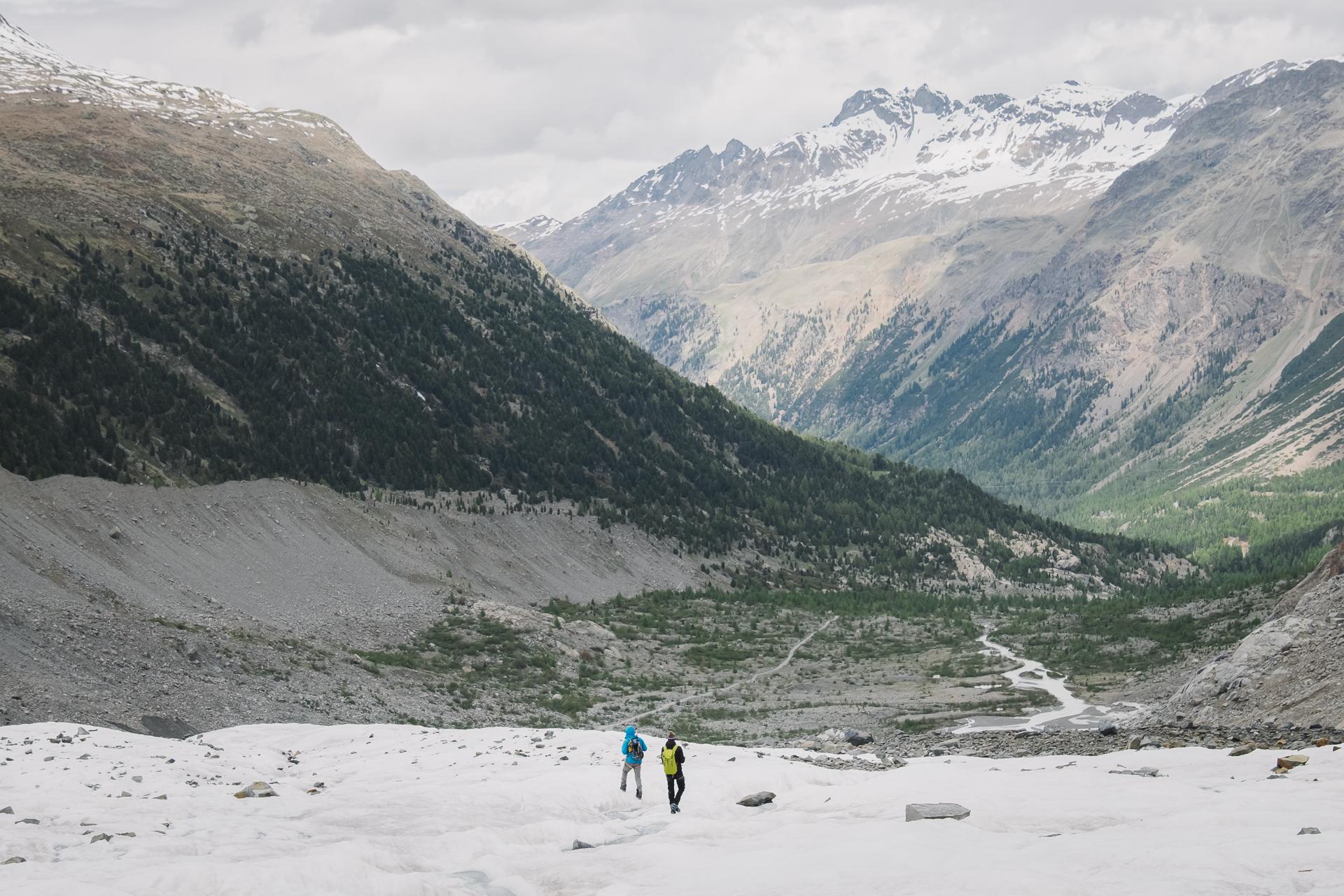 Morteratsch Glacier - Graubunden - St Moritz-29