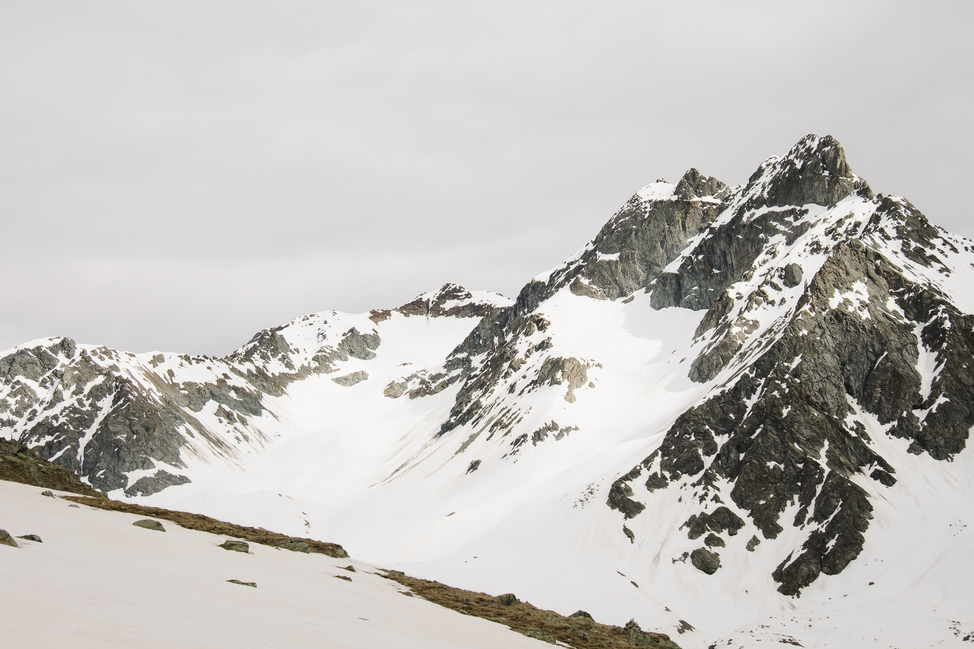 Muottas Muragl, Graubunden, Engadin St Moritz, Switzerland