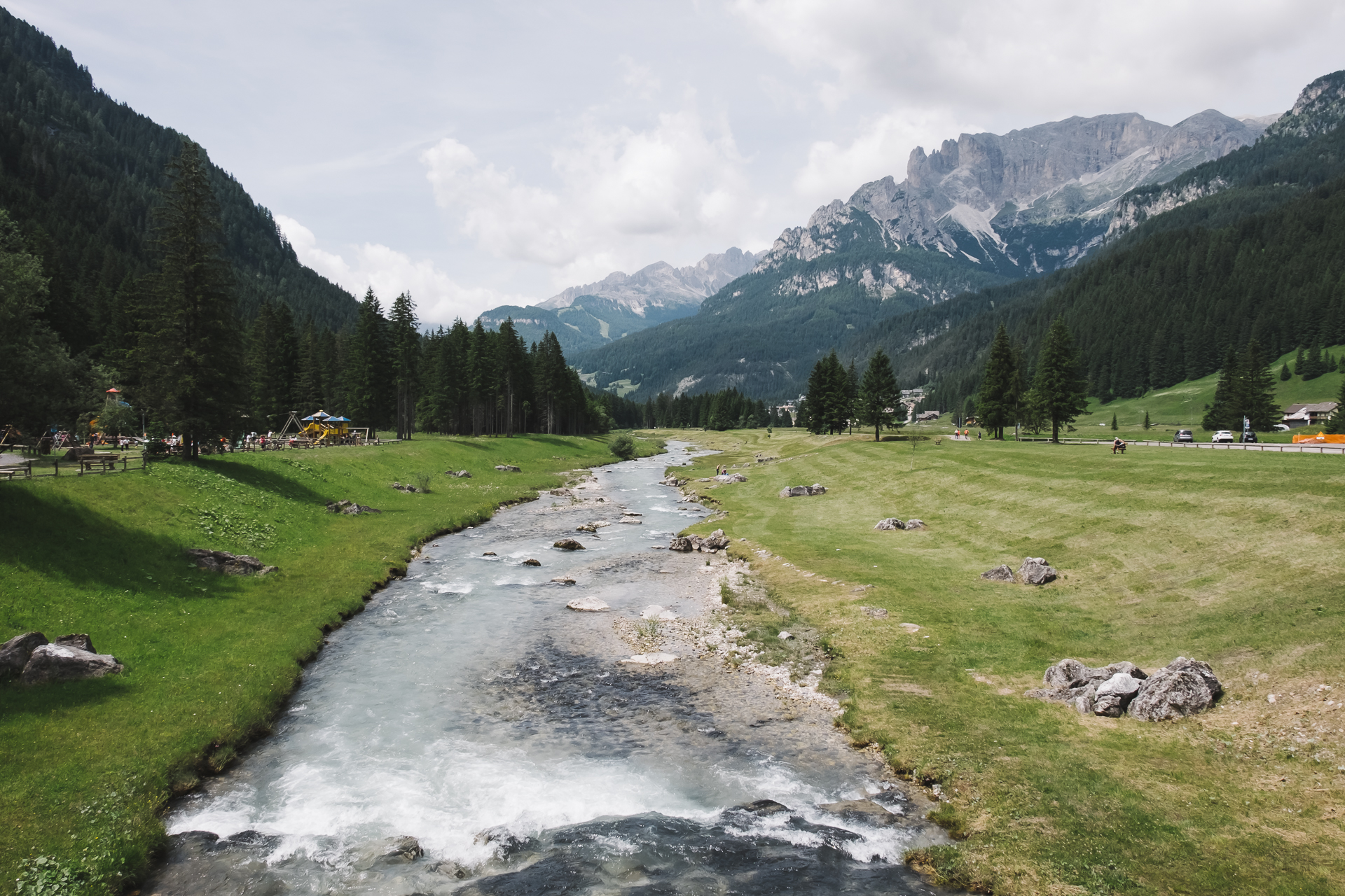 Summer in the Dolomites Val di Fassa All the places you will go