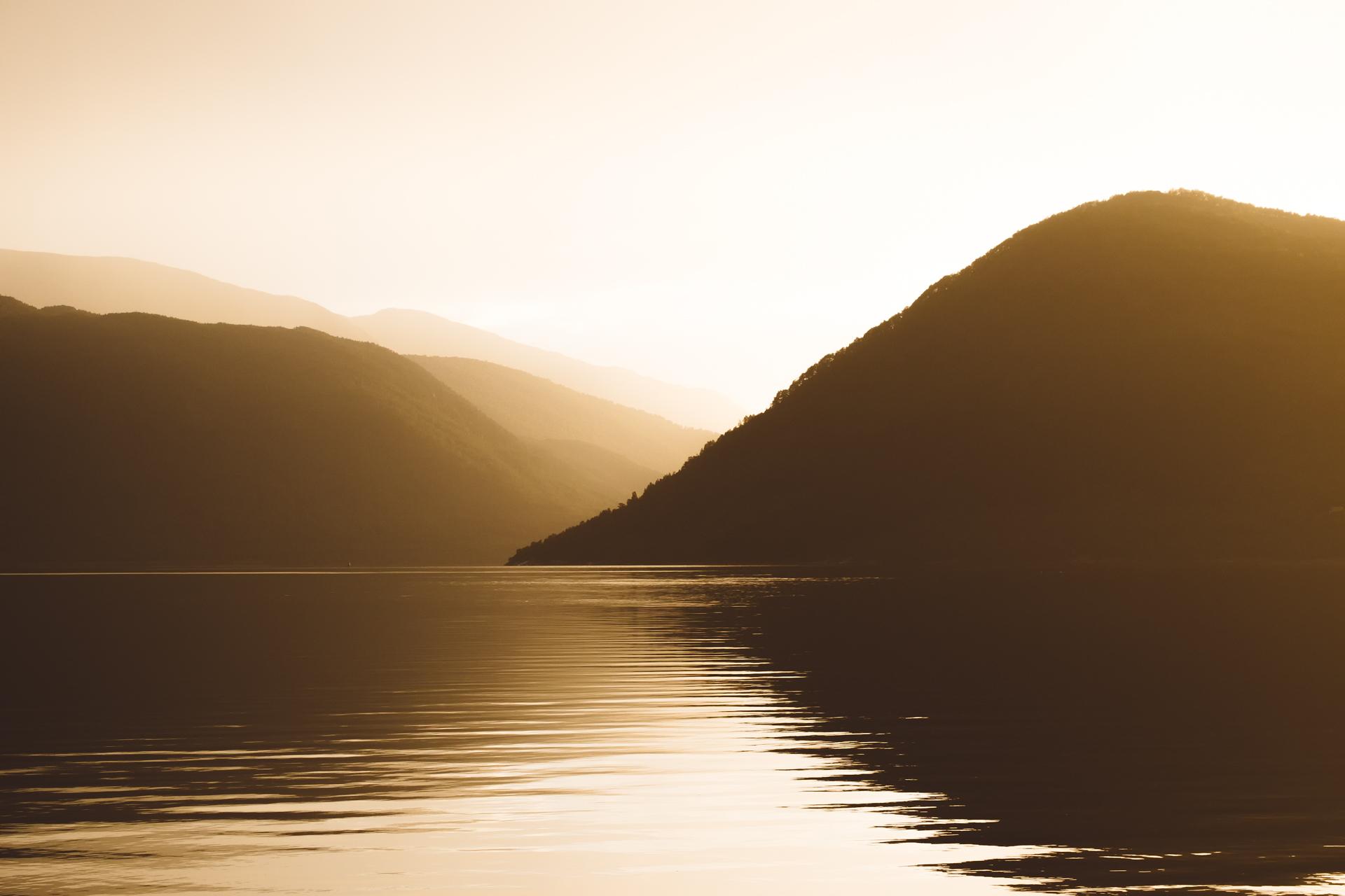 Rosendal, Fjord, Norway,