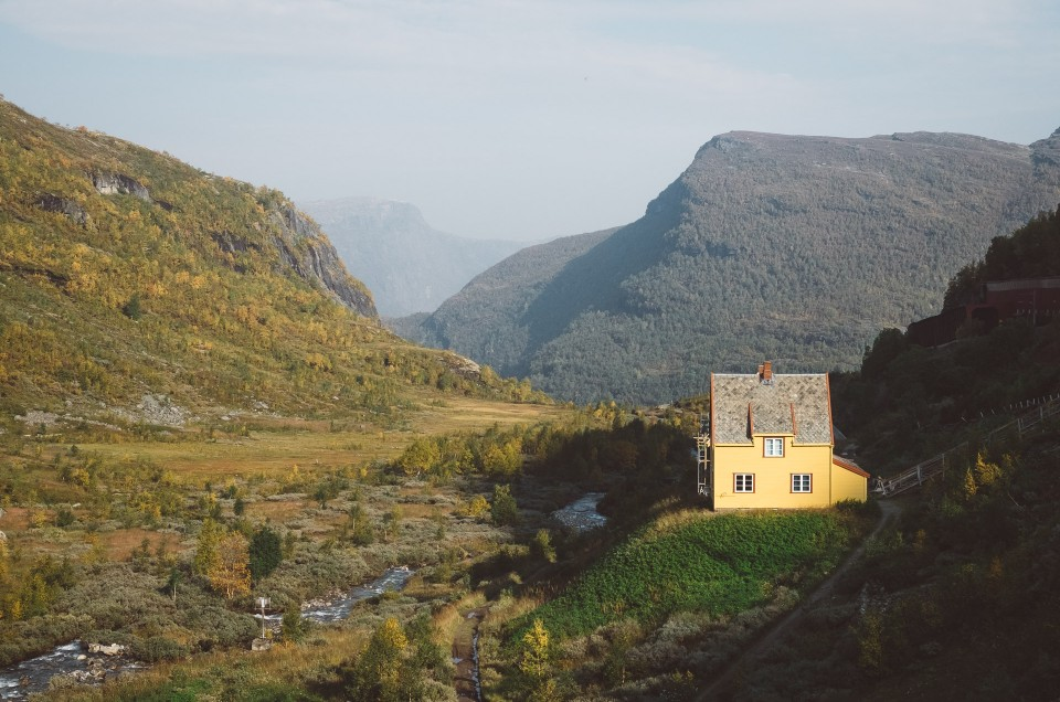 Fjord Norway – Sognefjord