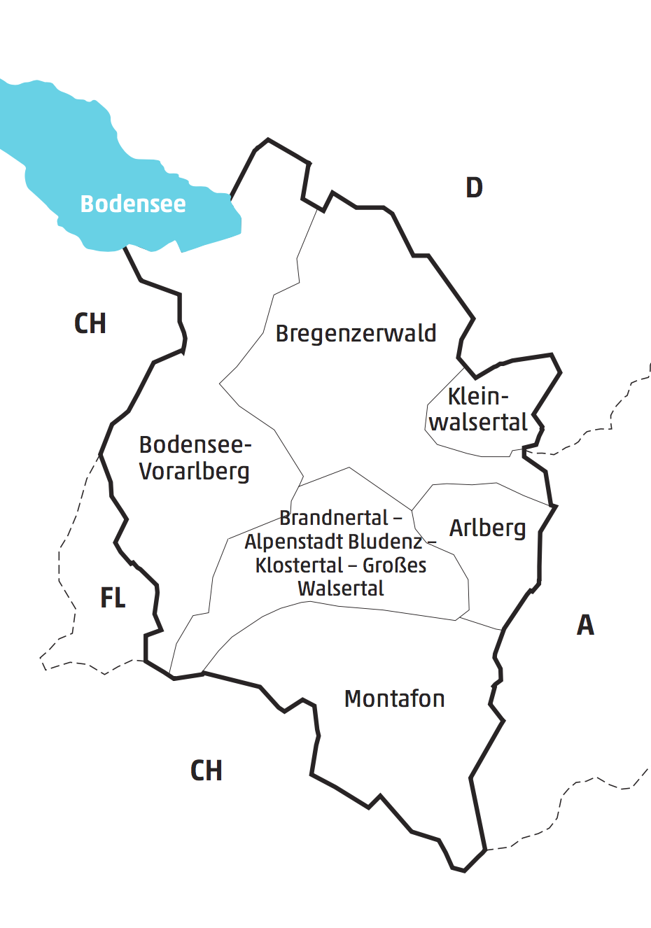 Vorarlberg 5 Regions In 5 Days All The Places You Will Go